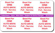 Car Wash Coupons | Pre-Paid Wash Card image